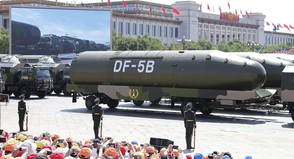 a china raketen